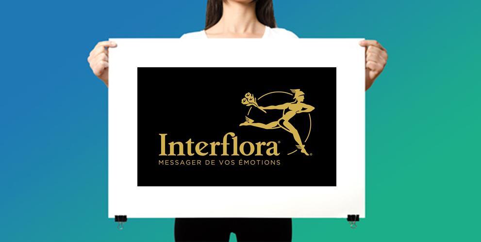 CP Interflora choisit Le Nouveau Bélier